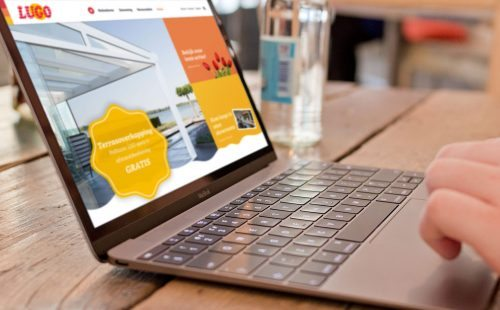 LUGO lanceert nieuwe eigentijdse website