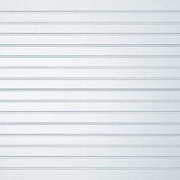 Garagedeur profilering horizontaal smal