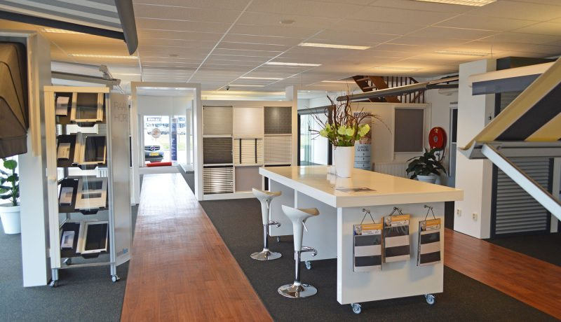 Kom langs in de showroom voor ons complete productaanbod